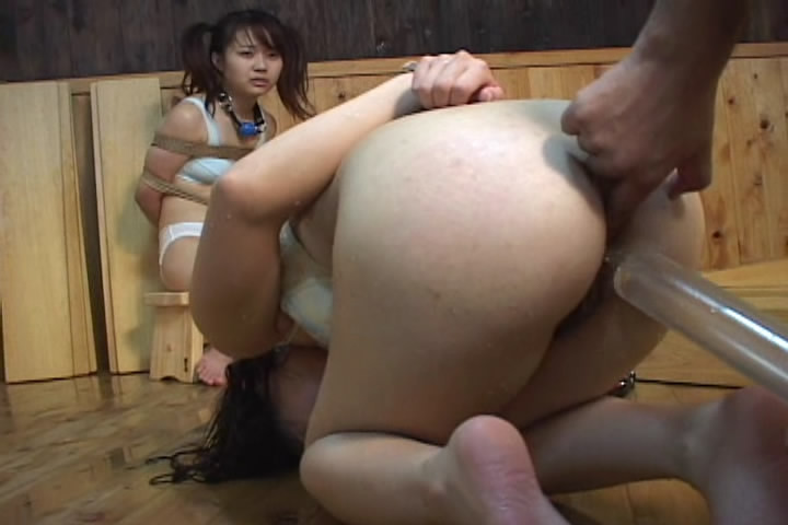 Japanese women in the group BDSM