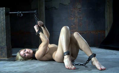 The real queen of BDSM.
