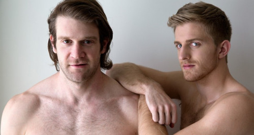 Colby Keller Hammers Levi Michaels (CockyBoys)