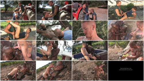 Drenched In Piss County -  Hardcore Fetish Series Pissing 4