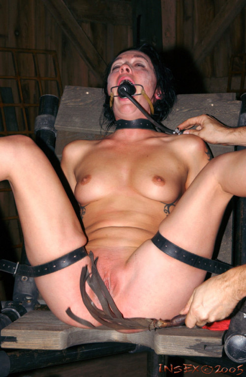 Insex - Hydrophobia, Part One (Live Feed From July 2, 2005) (922, Tough Girl)