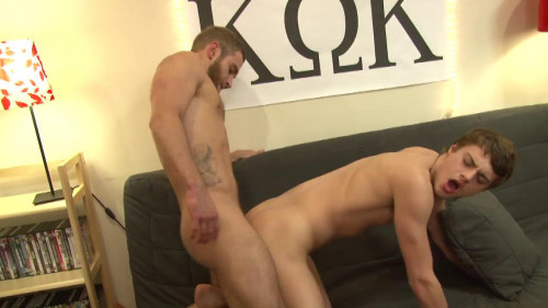 Frat House Cream, Episode 4 Thicker Than Blood - Hunter Page, Shawn Wolfe