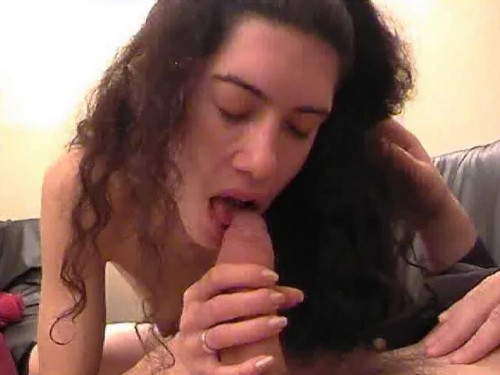 In super-hairy pussy