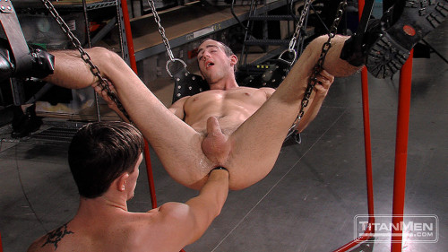 Hard Play Scene 3 Jed Athens and Byron Saint