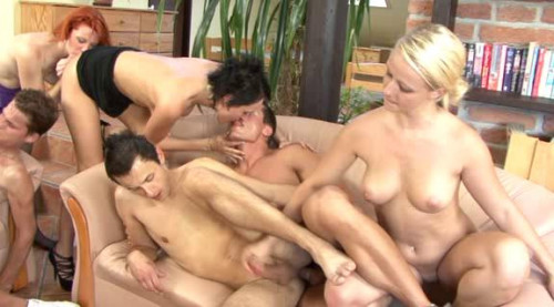 Euromaxx - BiSex Party Vol 11 - Bachelor Party Bash