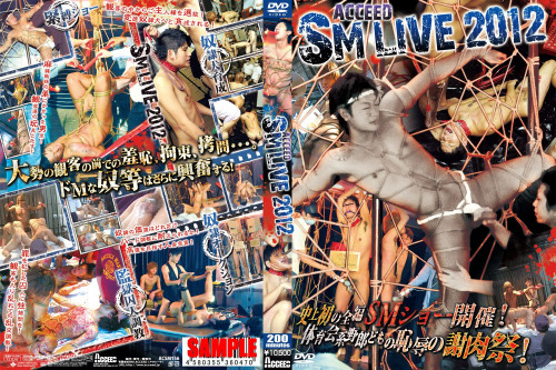 Gayce Avenue - Acceed SM Live 2012