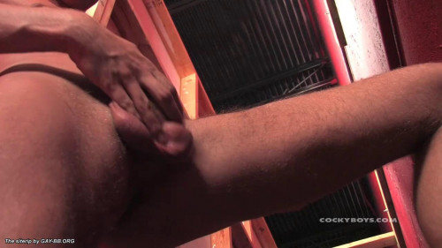 CockyBoys - Dallas Reeves Cums on You