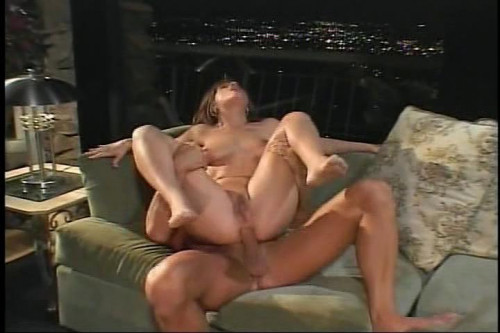 Crazy bitch gets anal care