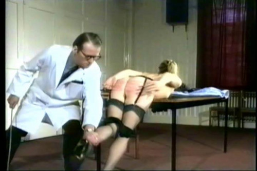 English Spanking Classics 1 DVD