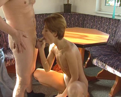Small Talk - Almost titless babe