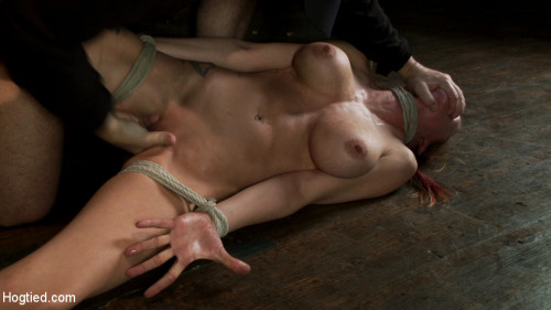 Kink Hogtied - Warning Rough sexual violence, catastrophic fucking. Squirting and brutal orgasms, total destruction.