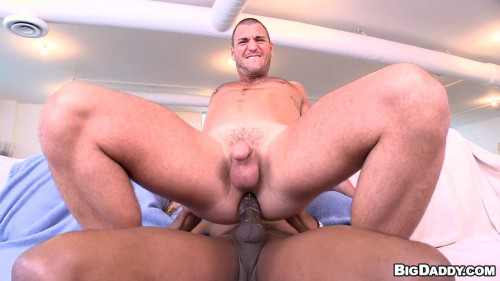 Its gonna hurt big black dick for white guy