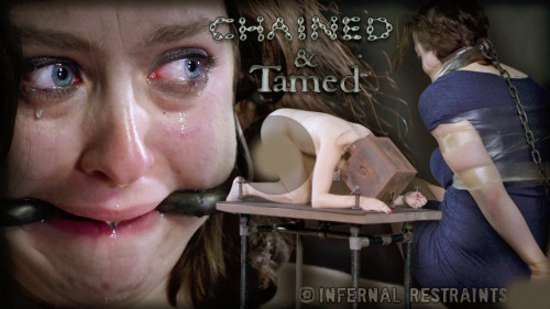 Infernalrestraints - Feb 21, 2014 - Chained and Tamed - Dixon Mason - PD - Jack Hammer