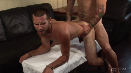 HisFirstHugeCock - Adam Stray and Sam Swift