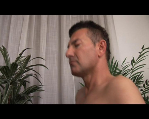 Blond slut fucked by her uncle