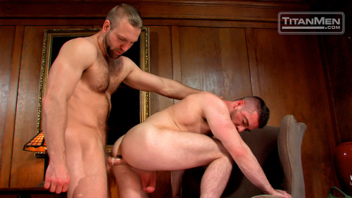 Dick Danger Scene 3 Tom Wolfe and Scott Hunter