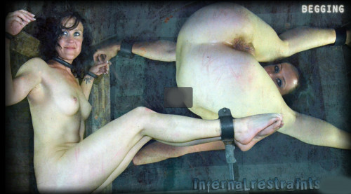 Infernalrestraints - May 25, 2012 - Begging - Poppy James