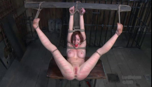 Hardtied - Fucked - Catherine De Sade (Part Two) - December 09, 2009
